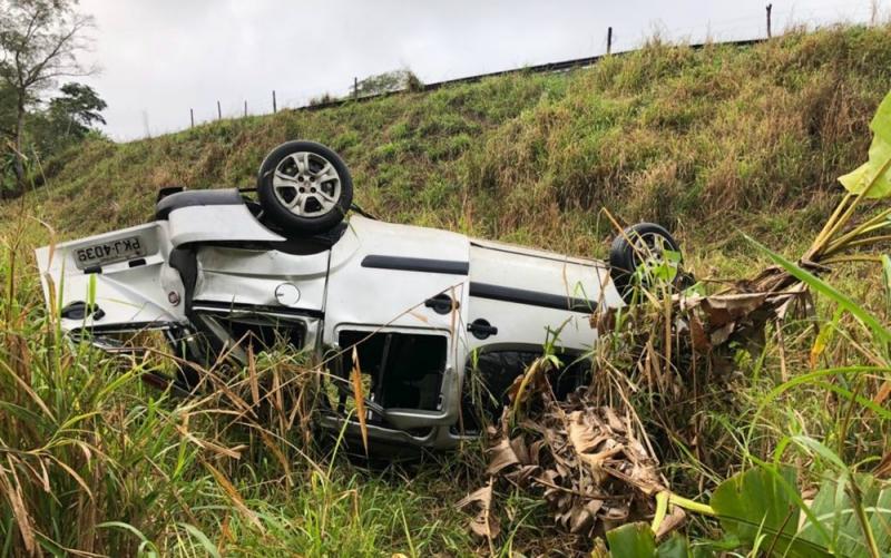 O número de acidentes teve uma redução de 24,63%, (3.412 em 2018 e 4.527 em 2017). (Reprodução)