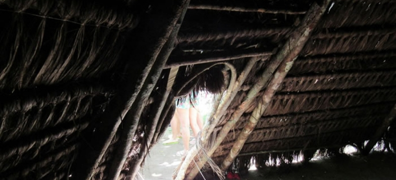 Crime ocorreu em uma aldeia indígena. 9(imagem: Reprodução)