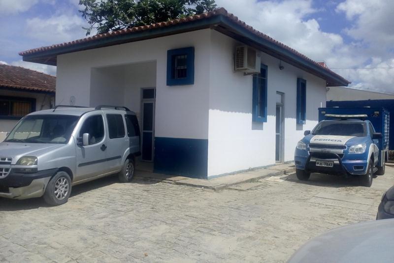 IML de Teixeira de Freitas. (Reprodução)