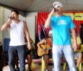 André Lima e Rafael Souza fazem sucesso entre amigos com a canção Pra Dizer Que Te Amo (Divulgação)