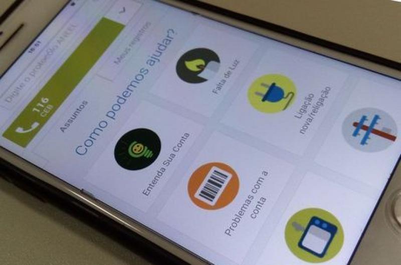 O aplicativo estará disponível para os sistemas operacionais Android e IOS. (Imagem: Reprodução)