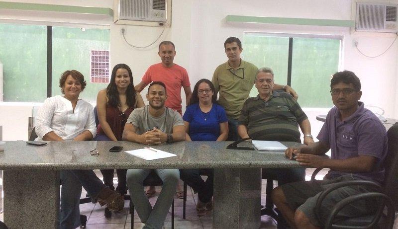 Equipe da Secretaria de Educação, Cultura, Esporte e Lazer foi apresentada. (Foto: ASCOM)