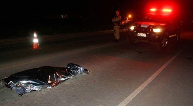 Motoristas fugiram do local sem deixar pistas <br /> (Foto: Siaria Oliveira/Sulbahianews)<br />