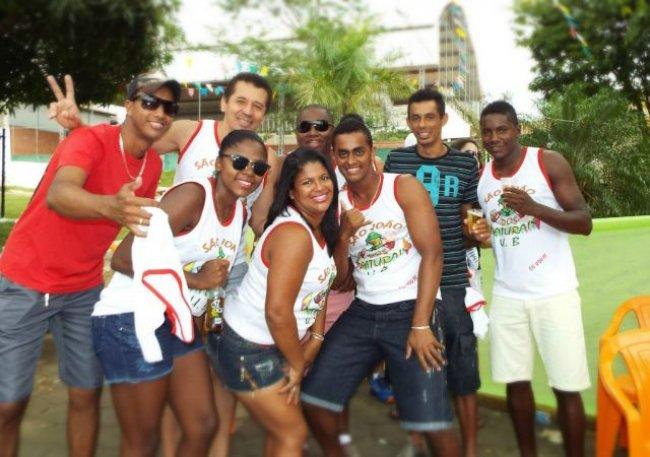 Evento reuniu moradores e ex-moradores do distrito de União Baiana. (Foto: Adson Oliveira/Rastro101)