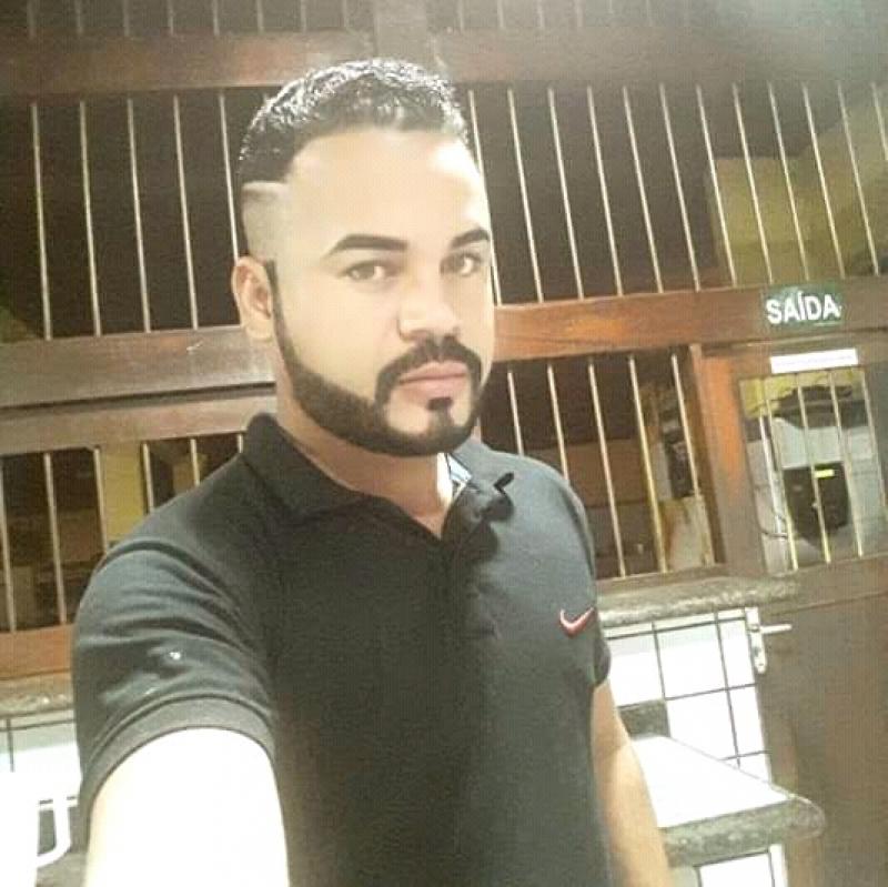 Paulo Sérgio Nascimento foi morto com tiros a queima roupa. (Reprodução: Facebook)
