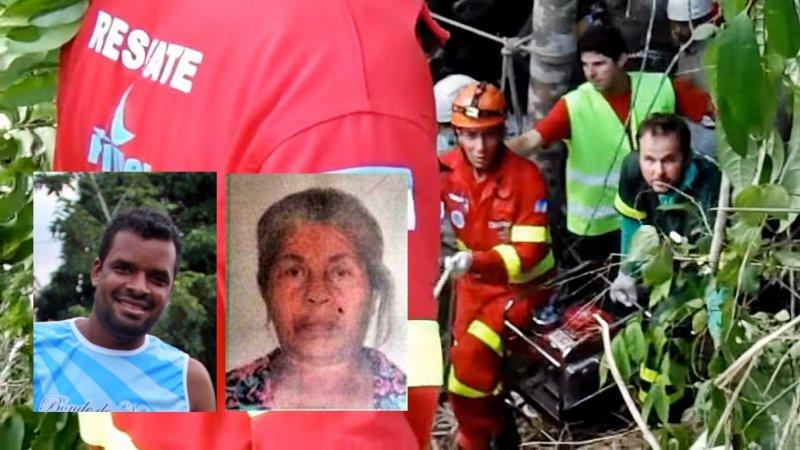 Acidente com moradores de Itagimirim termina em tragédia. (Divulgação)