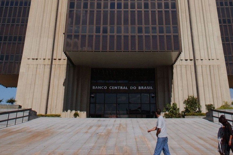 Banco Central do Brasil. (Wilson Dias/Agência Brasil/Agência Brasil)