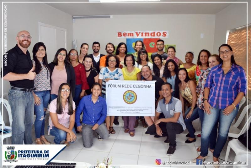 O evento contou com a participação de representantes da área da Saúde das cidades pertencentes a Região de Porto Seguro: Itagimirim (profissionais da Rede Básica e Hospitalar), Itabela, Belmonte, Eunápolis, Itapebi e Porto Seguro. (Ascom-Itagimirim)