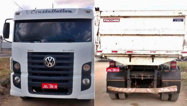 Veículo foi levado por bandidos na madrugada desta terça-feira. (Foto: Arquivo da família)