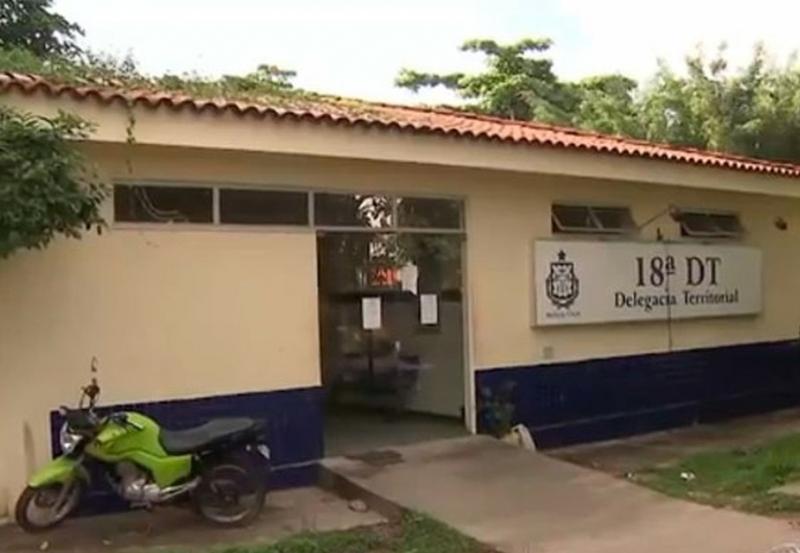 Caso está sendo investigado pela Polícia Civil. (Reprodução: Rede Bahia)