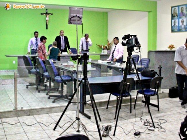 Sessões da Câmara de Vereadores de Itagimirim serão transmitidas ao vivo pela internet. (Foto: Rastro101)
