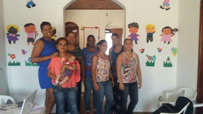 Equipe Técnica recebeu capacitação da Secretaria de Desenvolvimento Social (SDS) nesse mês de março. (Foto: Divulgação)