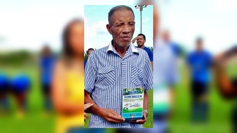 Carlito Martins, o Carlitão, era um grande incentivador do futebol no distrito de União Baiana (Arquivo/Rastro101)