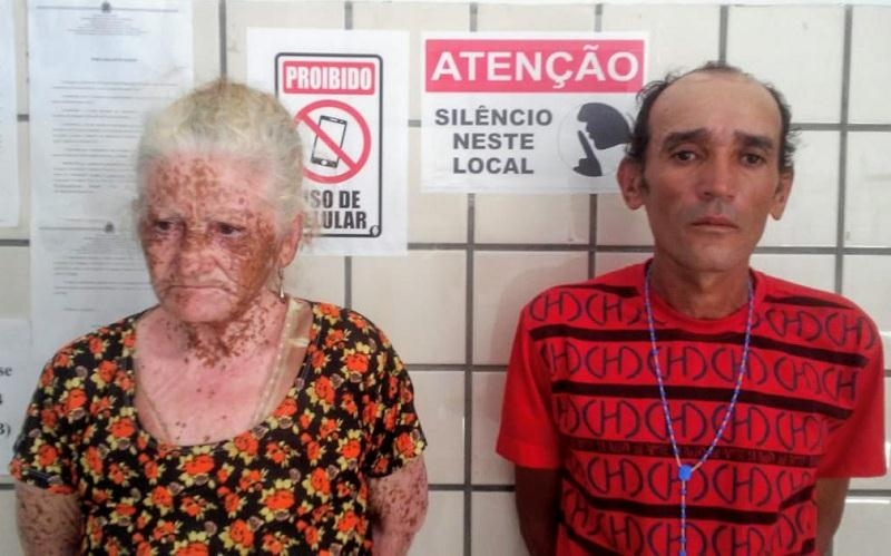 Dupla é presa por tráfico em Teixeira de Freitas. (Divulgação)