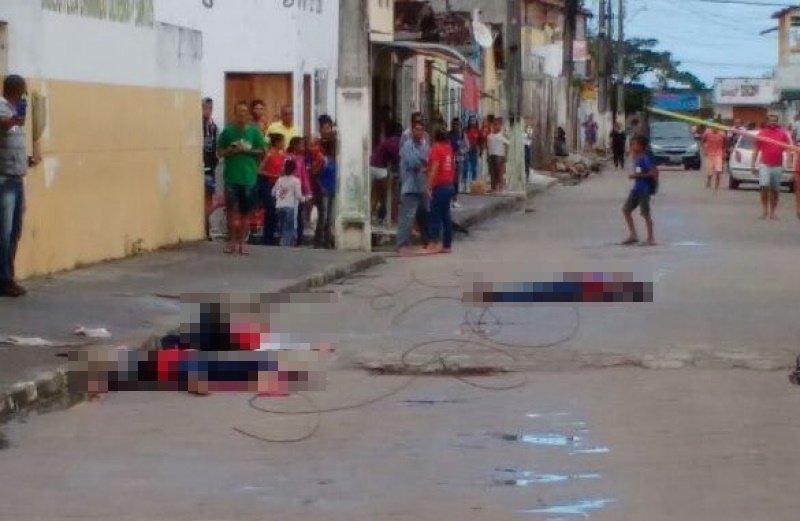Funcionários da Coelba foram vistos trabalhando no local na parte da manhã (Foto: Namidianews)