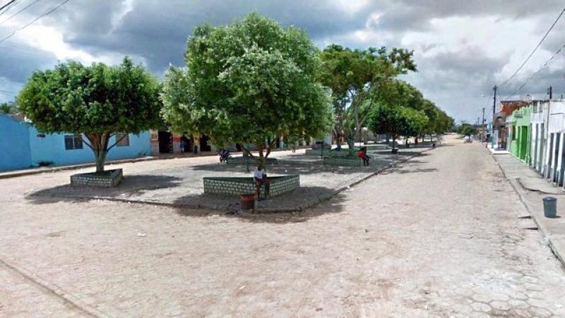 Santa Maria Eterna, distrito de Belmonte. (Reprodução)