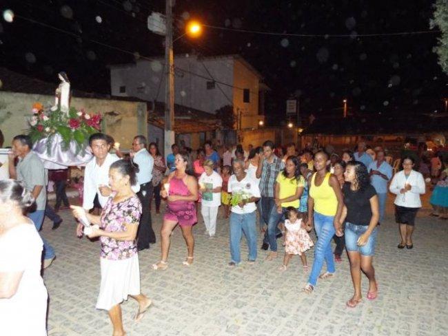 Santa Terezinha é padroeira de União Baiana. (Foto: Adson Oliveira/Rastro101)