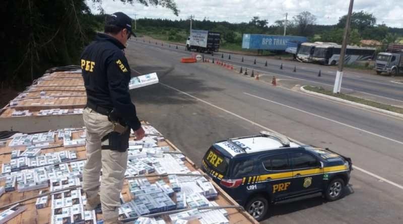 Divulgação: Polícia Rodoviária Federal