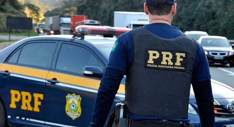 Em todo o país são disponibilizadas 500 vagas de policial rodoviário federal. (Reprodução)