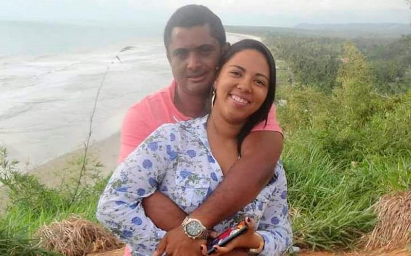 Casal se encontrava em processo de separação. (Imagem: Reprodução)