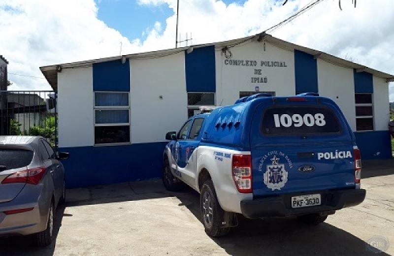Acusado está custodiado no Complexo Policial da cidade. (Giro em Ipiaú)