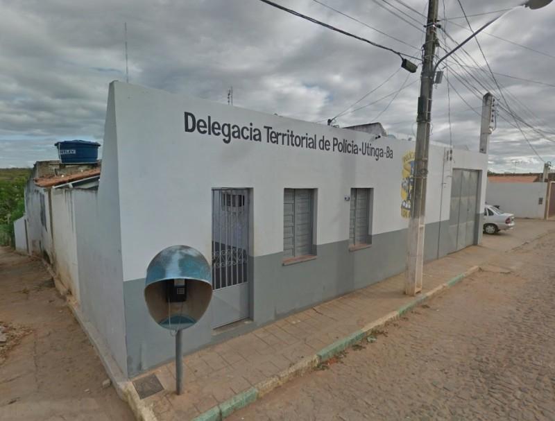 Delegacia de Utinga (Divulgação)