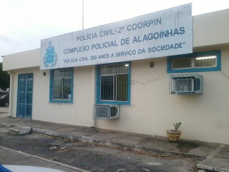 O caso será investigado na Delegacia de Alagoinhas.  (Imagem: Reprodução)<br />