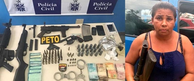 Fotos: Divulgação/Polícia Militar