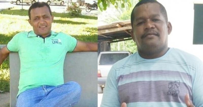Os irmãos Gilvan e Gilberto Rodrigues morreram na hora. (Foto do site Cocobongo News)