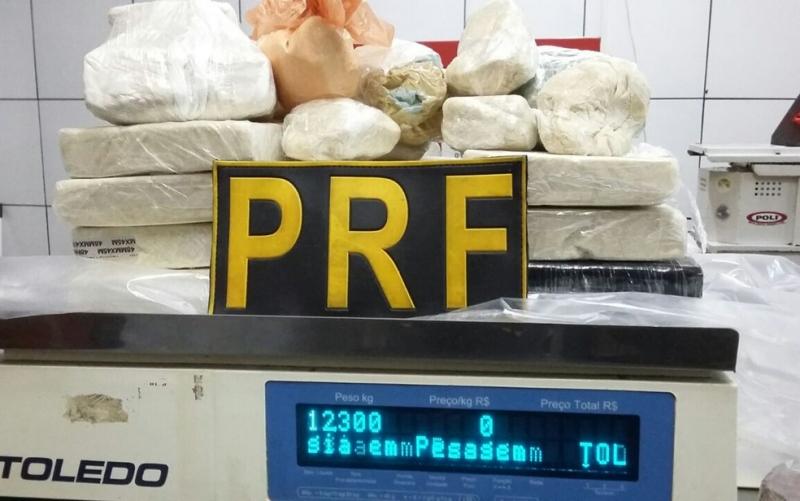 (Foto: Divulgação da PRF)