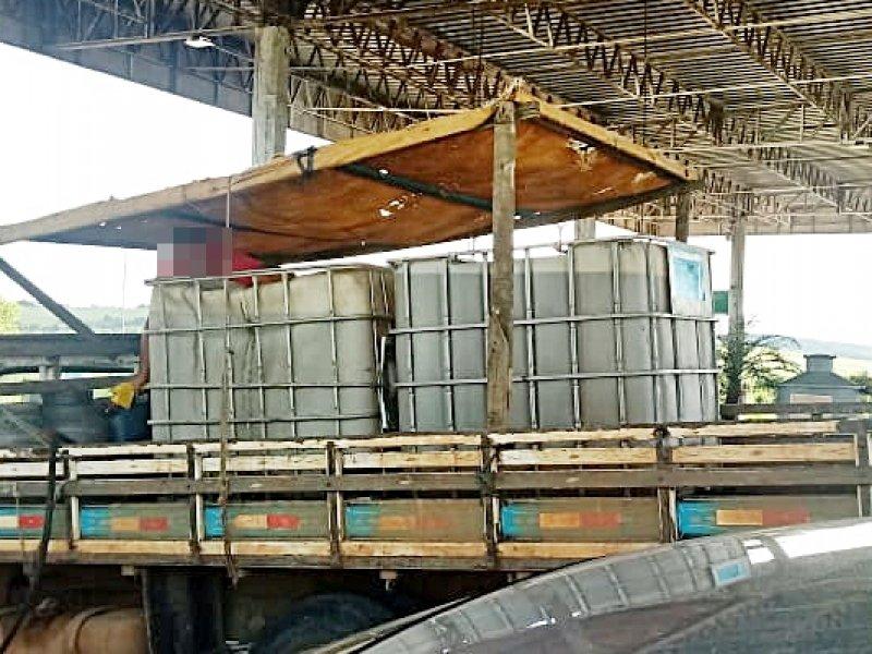 Último estoque de gasolina em um posto de combustíveis às margens da BR-101 em Itagimirim foi comprado por uma empresa da região. (Rastro101)
