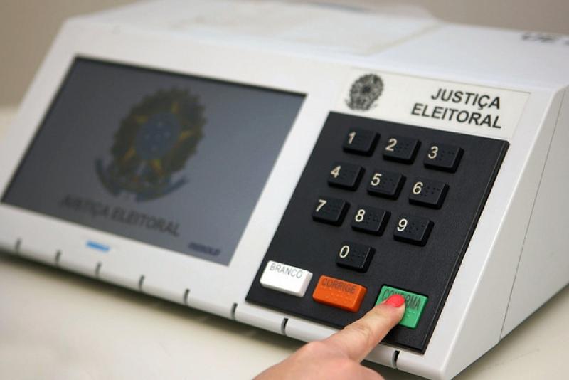 Primeiro turno da eleição acontece dia 7 de outubro. (Reprodução)