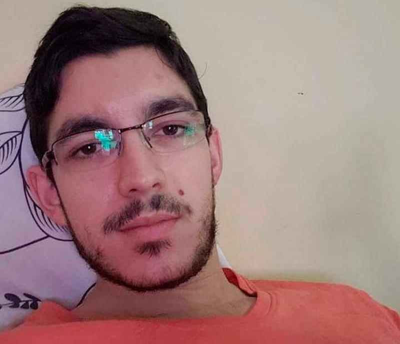 Fernando Melo foi visto pela última vez no dia 10 de julho. (Arquivo Pessoal)