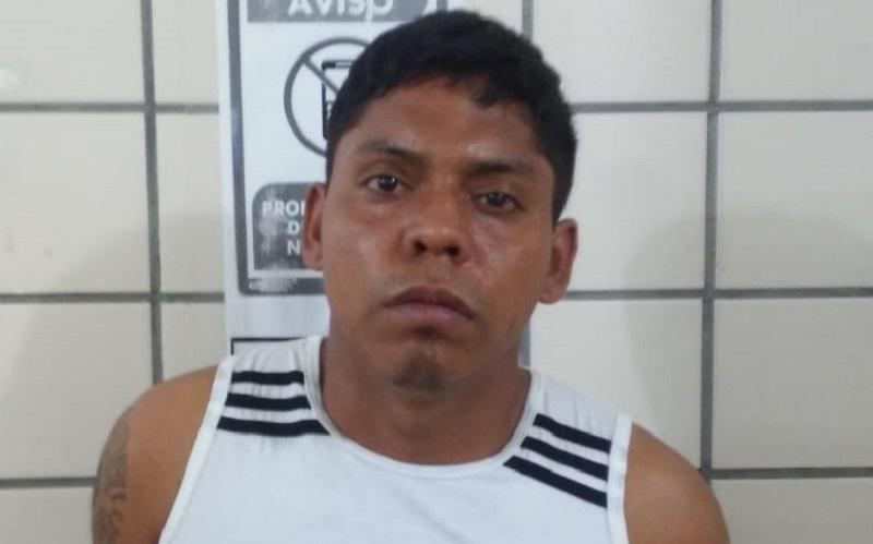 Acusado estava hospedado em um hotel de Eunápolis. (Reprodução: Liberdade News)