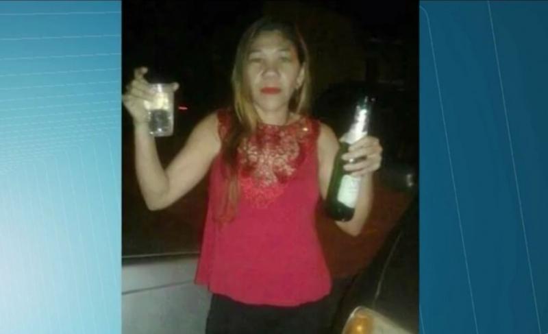 Mulher foi declarada morta no dia 28 de janeiro. (Imagem: Reprodução/Tv Bahia)