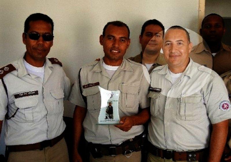 O sargento Françual foi morto por bandidos durante ma abordagem policial em Eunápolis. (Arquivo Rastro101)