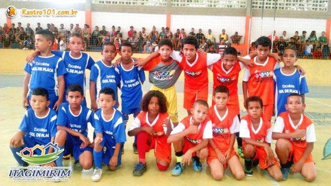 Evento esportivo reuniu mais de 200 atletas em Itagimirim. (Foto: Naiara/Rastro101)