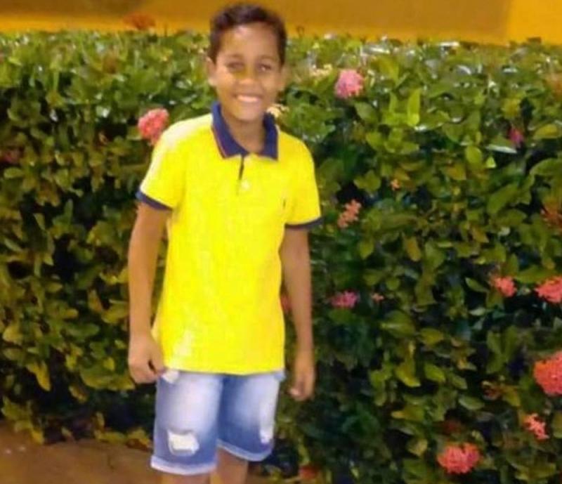 Hebert Felipe morreu após ser baleado em Camaçari. (Arquivo Pessoal)