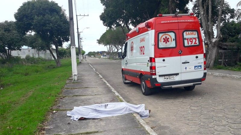 Homem foi morto em uma avenida de Belmonte. (Radar64)