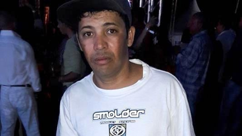 Imagem da vítima, José Raimundo Silva Nery. (Reprodução)