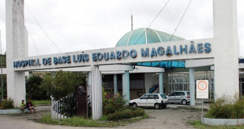 Hospital de Base, onde ocorreu a tragédia. (Reprodução: Internet)