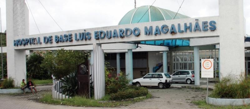 Feridos foram encaminhados para o Hospital de Base de Itabuna. (Reprodução: Internet)