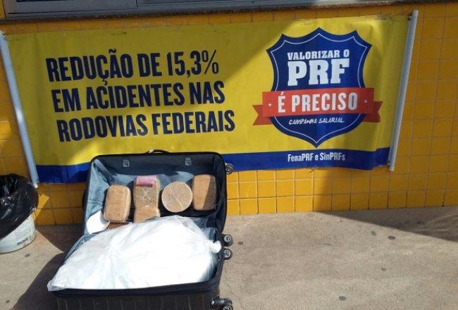 (Foto divulgação Polícia Rodoviária Federal)