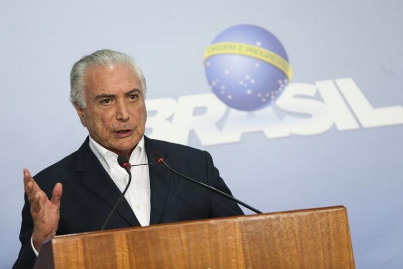 Presidente anunciou as medidas em pronunciamento à nação. (Marcelo Camargo/Agência Brasil)