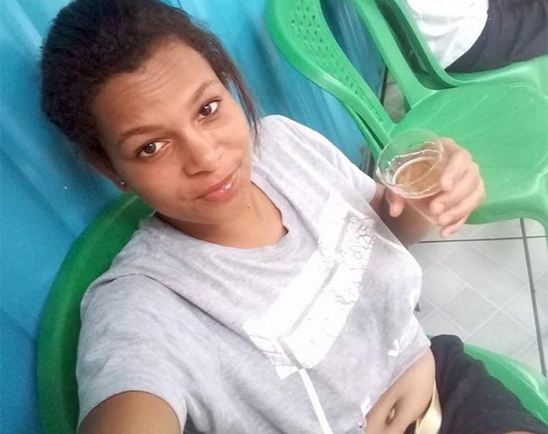Rafaela foi morta possivelmente com golpes de arma branca. (Reprodução: Redes sociais)
