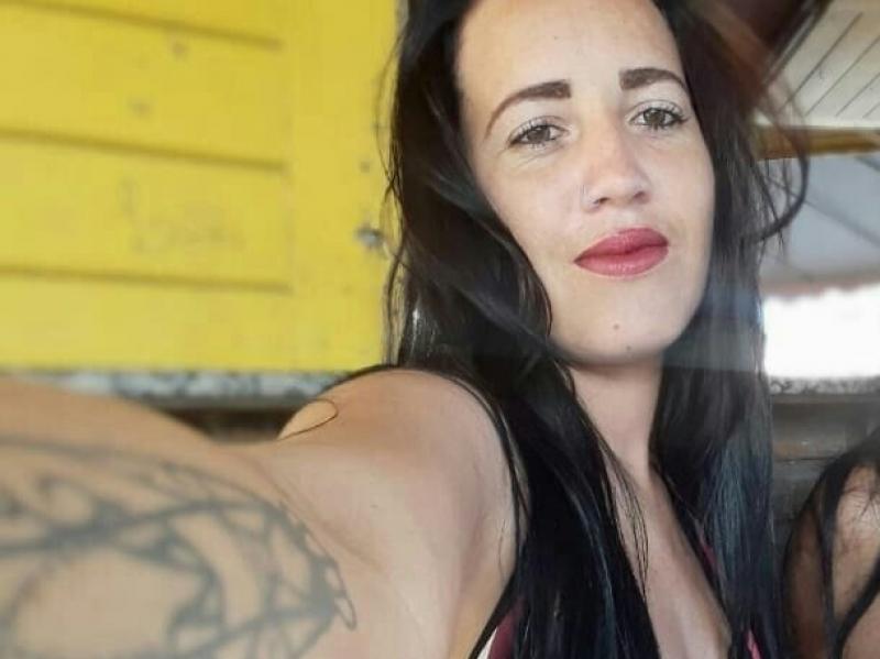 Juliana Santos da Rosa, outra vítima. (Reprodução: Facebook)