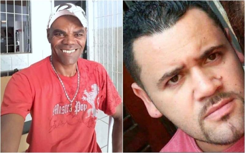 Silvane e Renan foram mortos a tiro por causa dos celulares. (Reprodução)