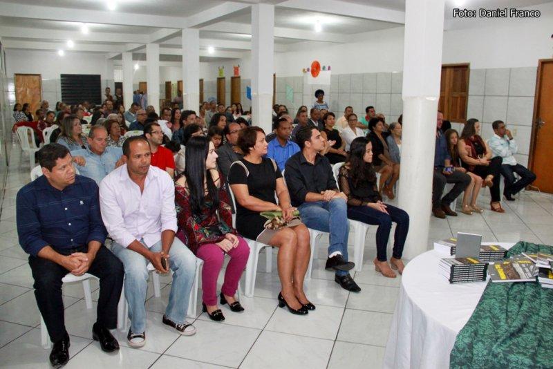Convidados lotaram o espaço do evento (Rastro101)