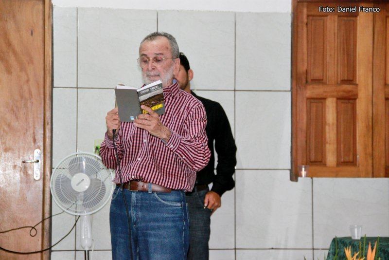 Escritor Antônio Pinheiro Sales (Rastro101)