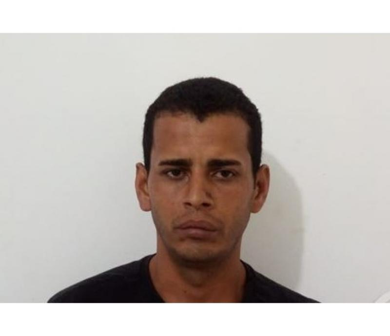 O acusado já havia assaltado uma farmácia no dia 5 de junho. (Foto: Atlântica News)